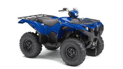 YAMAHA GRIZZLY 700 EPS Stormcloud Blue