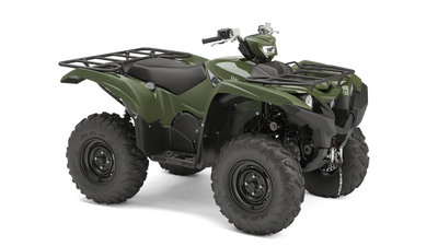 YAMAHA GRIZZLY 700 EPS Stormcloud Olive Green
