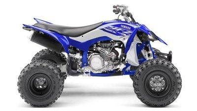 YAMAHA YFZ450R Racing Blue