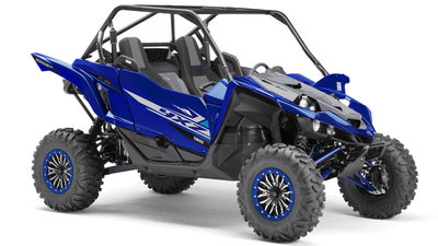 YAMAHA YXZ1000R SPORT SHIFT SE Racing Blue