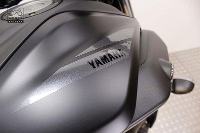 YAMAHA MT-07 Tech Black huurmotor