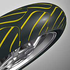 DUNLOP 180/55 ZR17 ROADSMART III SP