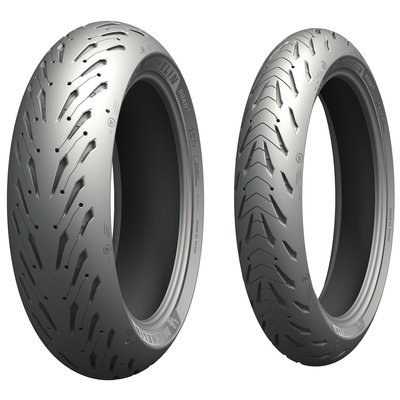 MICHELIN 180/55 ZR17 ROAD 5