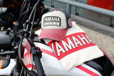 YAMAHA Faster Sons Destroyed Cap - model Aledo