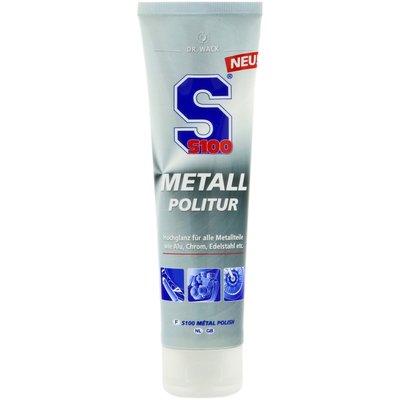 S100 Metaal polish 100ml