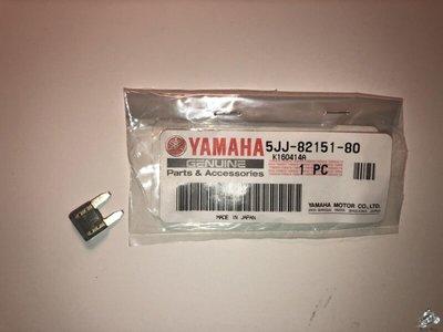 Yamaha Zekering 10A-BL