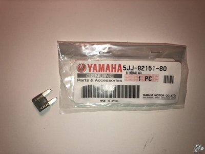 Yamaha Zekering 20A-BL