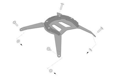 SW-Motech PRO tank ring