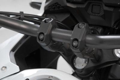 SW Motech Stuurverhoger voor 28mm stuur 20mm hoog