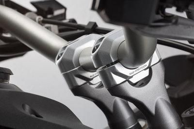 SW Motech Stuurverhoger voor 22mm stuur 10mm hoog