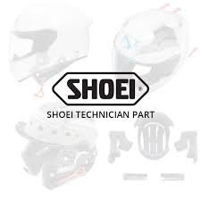 Shoei X-SPPR3 Chinstrap cover