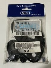 Shoei QRV Full Set