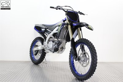 YAMAHA YZ250F Monster Energy