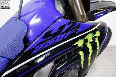 YAMAHA YZ250F Monster Energy