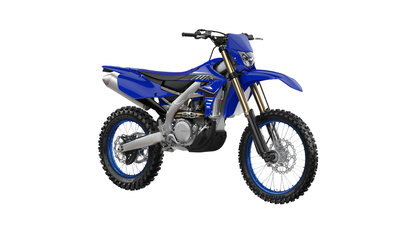 YAMAHA WR450F Icon Blue