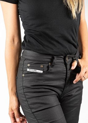John Doe betty biker motorlegging zwart