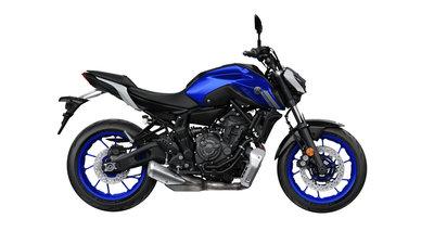 YAMAHA MT-07 Icon Blue (2021)