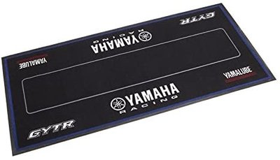YAMAHA PIT MAT HQ 200X100 BLACK YME-ENVIR-HQ-00