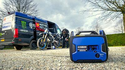 Yamaha EF2200iS generator