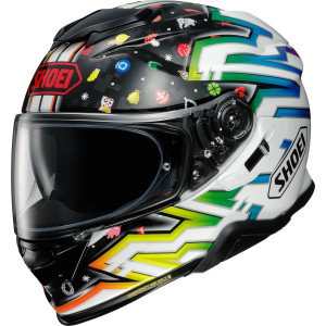 SHOEI GT-AIR II LUCKY CHARMES
