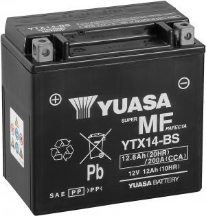 YUASA YTX14-BS ACCU