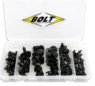 Bolt plastic drukkers  M6 / M7 / ,M8