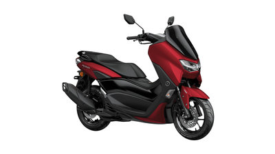 YAMAHA NMAX 155 Anodized Red (2021)