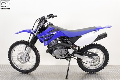 YAMAHA TT-R125 Icon Blue (2021)