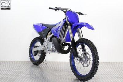 YAMAHA YZ250 icon blue (2021)