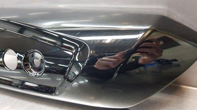 Yamaha T-Max 560 2020 Uitlaat kap deel