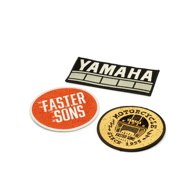 Faster Sons patches - set van drie