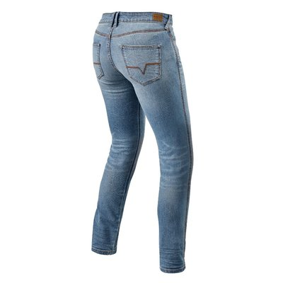 REVIT motorjeans Shelby dames (skinny fit)
