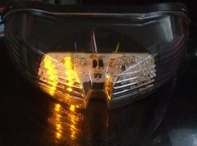 Led achterlicht unit Yamaha FZ1 06-07- Fazer 06-08