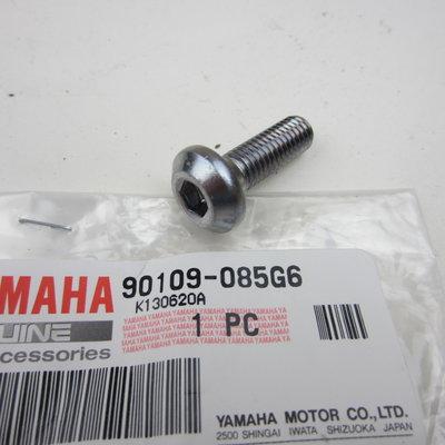 Yamaha Bout M8x25 inbus SW6