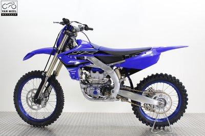 YAMAHA YZ250F Icon Blue