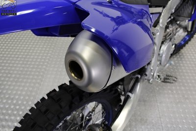 YAMAHA YZ250F Icon Blue