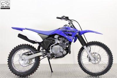 YAMAHA TT-R125 Icon Blue