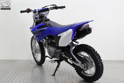YAMAHA TT-R110 ICON BLUE