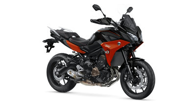 YAMAHA TRACER 900 Tech Black (2020)