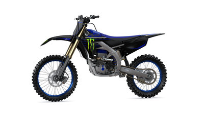 YAMAHA YZ450F Monster Energy