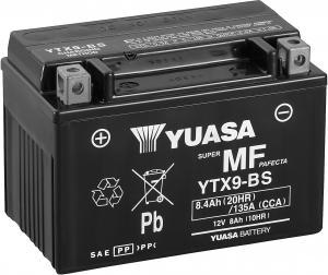 YUASA YTX9-BS ACCU