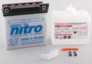 NITRO ACCU 12N5.5-3B