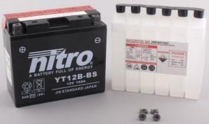NITRO ACCU YT12B-BS