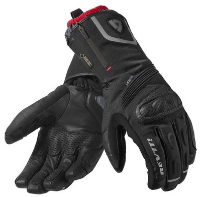 REVIT motorhandschoenen Taurus GTX zwart