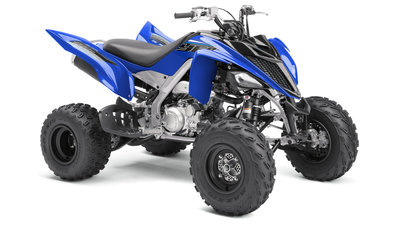 YAMAHA YFM700R SE Racing Blue