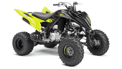 YAMAHA YFM700R SE Yamaha Black / Yellow