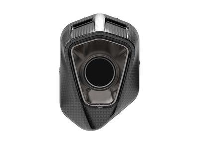 MIVV compleet systeem High Up met Delta Race RVS demper Yamaha MT-07 '14-