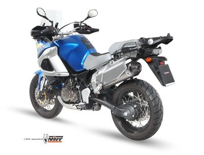 MIVV Oval titanium demper met carbon cap (big) Yamaha XT1200Z Tenere '10