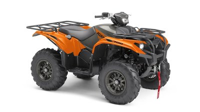 YAMAHA KODIAK 700 EPS SE Copperhead Orange metallic