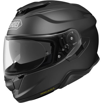 SHOEI GT-AIR II BLACK (matzwart)